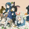 animal ears, bunnygirl, e…