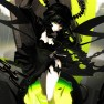 Black Rock Shooter i  Dea…