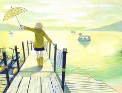 boat, chika mysweetgarden…