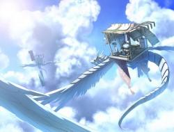 clouds, dragon, original,…