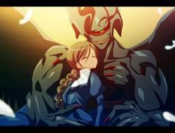 demon, original, wings
