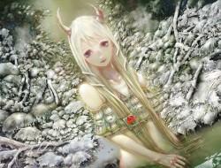 horns, kamishirasawa kein…
