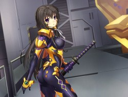 Bodysuit Muv Luv Alternative Takamura Yui
