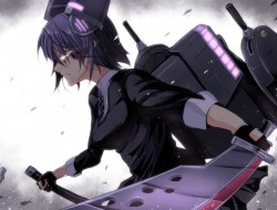 Tenryuu kantai collection