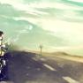 mikuriya miya, motorcycle…