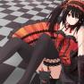 black_hair , cat , crosso…