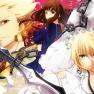 girls, armor, blonde hair…