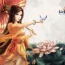 butterfly , chinese_cloth…