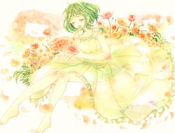 barefoot ,  dress ,  flow…