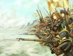 armor ,  gun ,  kome ,  o…