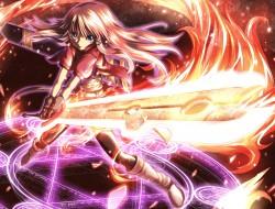 fire futakabe magic_circl…