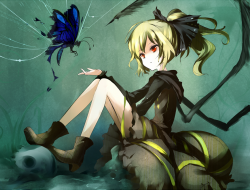 boots ,  butterfly ,  kur…