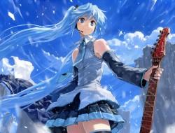 blue_hair ,  bob_biyonbiy…