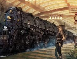 fantasia , train
