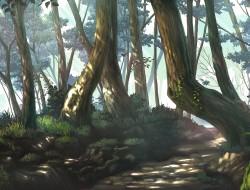 forest ,  hirokiku ,  lan…