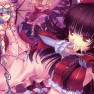 d_eyes , remilia_scarlet …