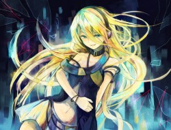 ones , lily_vocaloid , ta