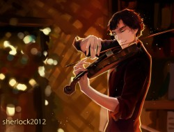 Original, Artwork, violin