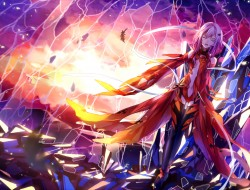 Inori, Yuzuriha, Guilty, 