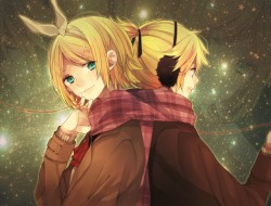 kagamine_len kagamine_rin