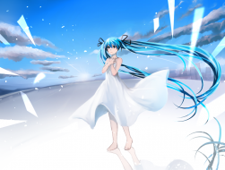 dress ,  hatsune_miku ,  